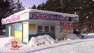 Нападение на продавца в Ачинске