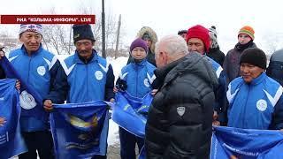 В Магадане завершился многодневный легкоатлетический пробег «Якутск – Магадан»
