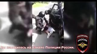 БЫСТРО СРАБОТАЛИ БОЙЦЫ /ОПЕРАТИВНАЯ СЬЕМКА