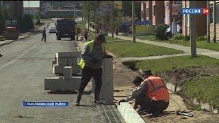 На участке автодороги «Черепаново – Маслянино» проводят капитальный ремонт
