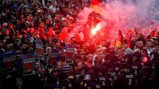 Новые протесты в Хемнице