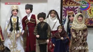 В Национальной библиотеке проходит ярмарка-конкурс «Кавказ мастеровой»