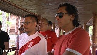 Чужими глазами: болельщики из Перу и Франции знакомятся с Екатеринбургом