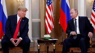 """Путин - Трампу: """"Мяч на стороне США"""""""