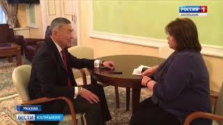 Алексей Орлов встретится с министром спорта России Павлом Колобковым
