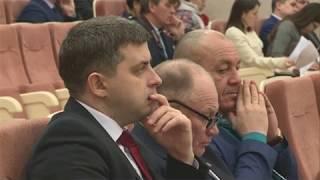 27 02 18 Поправки в бюджет Удмуртии внесены на сессии Госсовета сегодня
