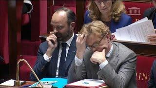 Правительство Франции отменяет повышение налогов на автомобильное топливо…