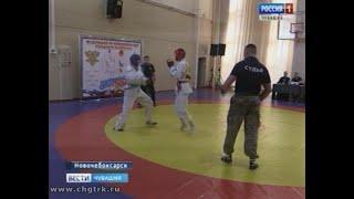 В Новочебоксарске спортсмены православных спортивных клубов разыграли награды первенства республики