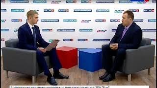 Интервью С Гонцов
