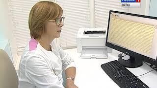 Новое оборудование в детском диагностическом центре(ГТРК Вятка)
