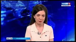 Знаменитый Ивановский текстиль привезли в Астрахань