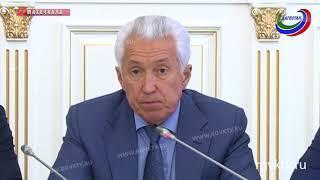 Владимир Васильев провел встречу с гендиректором ПАО «Россети»