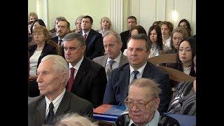 Евстифеев поздравил судейский корпус с 95-летием Верховного суда Марий Эл