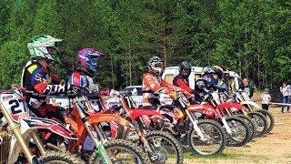 Ветераны мотоспорта собрались на фестивале в Лангепасе