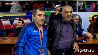 В Хасавюрте завершился межконтинентальный Кубок по вольной борьбе