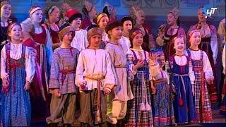 В Великом Новгороде прошел Международный фестиваль-конкурс национальных культур и фольклора