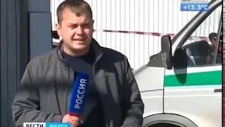 Приставы перекрыли въезд на рынок «Знаменский» в Иркутске