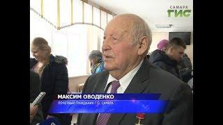 Свои голоса за кандидатов в Президенты отдали спикер Самарской Губернской Думы Виктор Сазонов