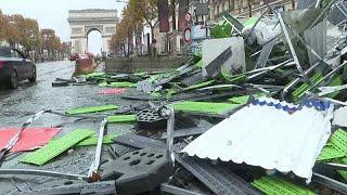 """""""Желтые жилеты"""" планируют новые протесты"""