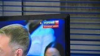 Аналоговые версии российских телеканалов маркируют буквой «А»