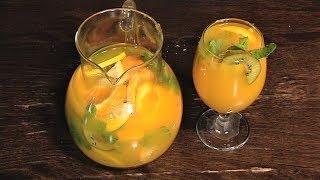 Рецепт домашнего лимонада на случай палящего югорского солнца