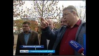 Губернатор  проверил объекты на востоке Ставрополья