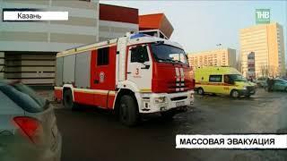 Массовая эвакуация и парализованная работа двух торгово-развлекательных комплексов - ТНВ