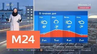 """""""Утро"""": пасмурная погода ожидается в Москве 26 ноября - Москва 24"""
