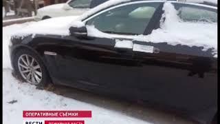 Украденный в Санкт Петербурге Jaguar нашли сотрудники иркутского отделения Интерпола