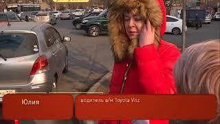 Спешка водителя на Русской привела к ДТП