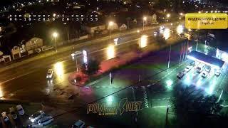 ДТП (авария г. Волжский) ул. Карбышева ул. Пионерская 04-10-2018 20-38