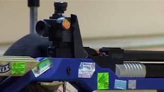 Вологжанка стала второй на чемпионате страны по стрельбе из мелкокалиберного оружия