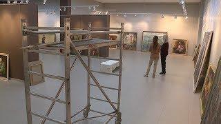 Персональная выставка к юбилею художника Александра Шадрина