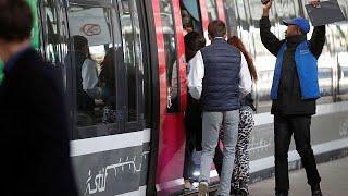 Забастовка железнодорожников в большие выходные