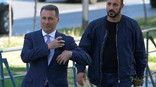 Судьба экс-премьера Македонии решится в Будапеште