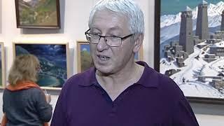 В Ярославле открылась выставка «Край вайнахов глазами художника»