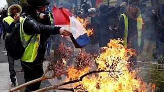 """""""Жёлтые жилеты"""": революция не состоялась?"""