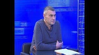 Гость в студии - Заслуженный работник физической культуры и спорта Бурятии, Андрей Оканин
