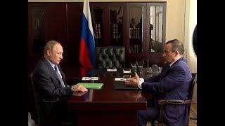 Ровно год назад Александр Евстифеев возглавил Марий Эл