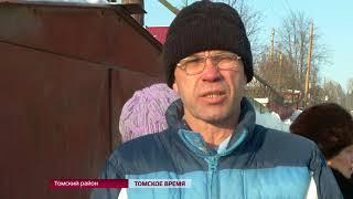 Жители Корнилова оставлены один на один со снегом