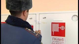 Избирательные участки Урая проверили на безопасность