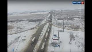 Непогода в Ростовской области: хроника событий