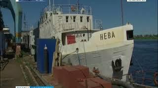 Енисейский речной флот могут обновить судами из Санкт-Петербурга