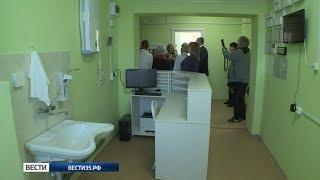 Инфекционная больница открылась в Тотьме