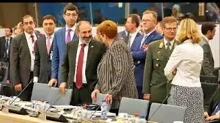 На что готова Армения в Карабахе и Афганистане:  речь Пашиняна в Брюсселе
