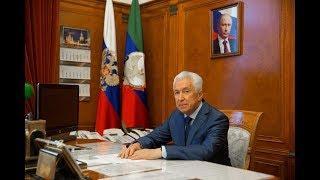 Владимир Васильев - Глава РД