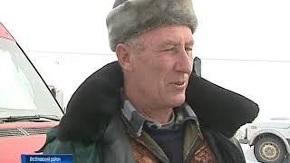 Спасатели напомнили донским рыбакам о правилах поведения на льду