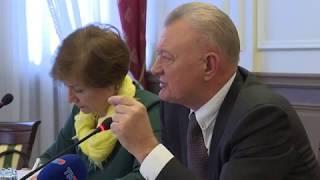 Визит сенатора Олега Ковалёва