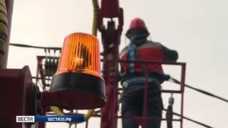В Вологодской области начались отключения электроэнергии у должников