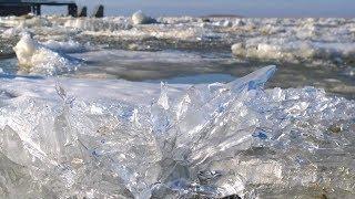 Прямое включение с начала ледохода в Ханты-Мансийске